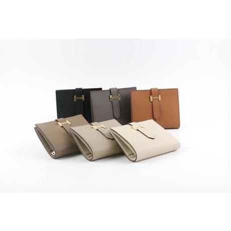 本革  エプソン H purse wallet