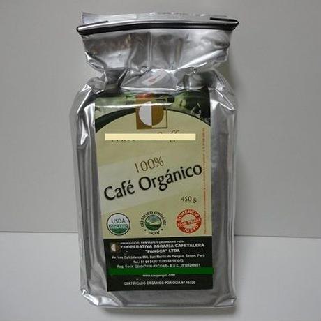 オーガニックペルー産100%コーヒー 12袋入(225g)