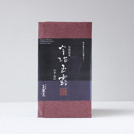 宇治玉露 まったり玉露/100g 緑茶(京都府宇治田原産)Gyokuro Sweet Moon Light / Kyoto Ujitawara