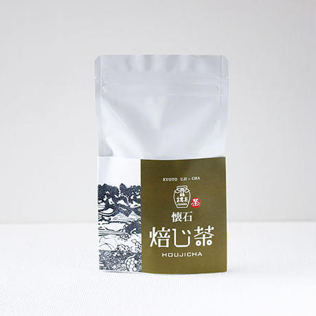 懐石ほうじ茶/70g(国産)Light Roasted Hojicha / Kyoto