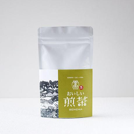 おいしい煎茶/80g 緑茶(国産)Joyful Harmony Sencha / Kyoto