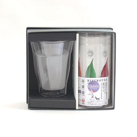 ビストロ黒ギフトクラシック 16本入(4種各4本)Bistrotea Classic Black Tea Gift Box