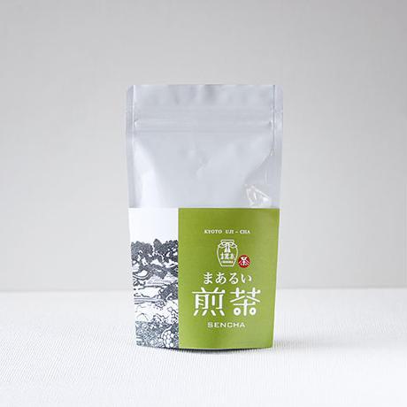 まあるい煎茶/80g 緑茶(国産)Tender Green Sencha / Kyoto