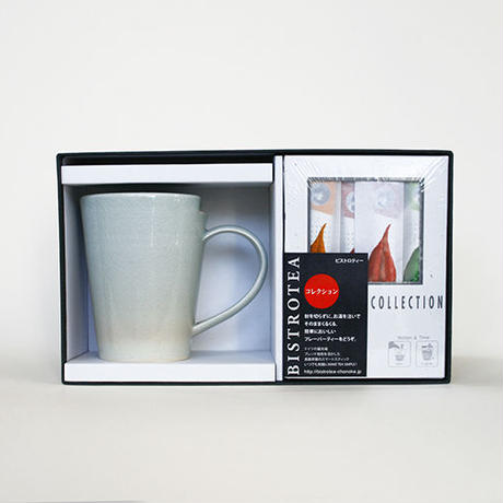 ビストロギフトジャーマン  Bistrotea German Black Tea Collection Gift Box