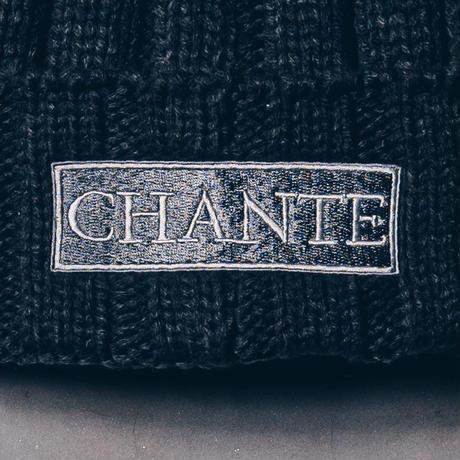 【CHANTE】Knit Cap