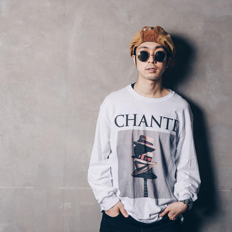 【CHANTE】 Long sleeve  T-shirt