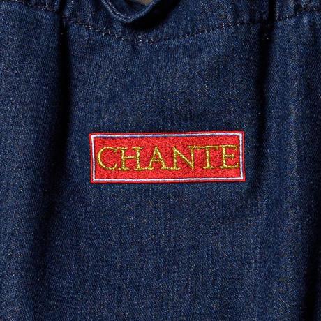 【CHANTE】Denim Tote Bag