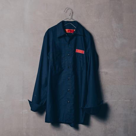 <予約商品>【CHANTE】  Long sleeve  Work Shirt