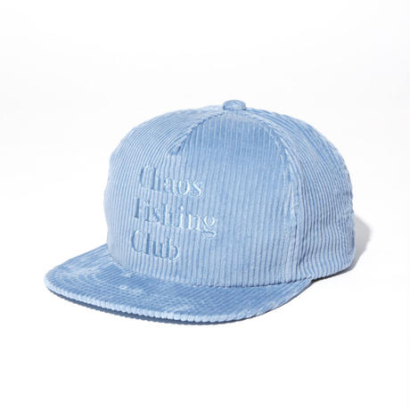LOGO CORDUROY CAP
