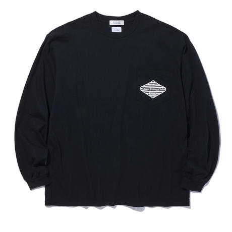 GAMBLING HOURS - CREW NECK T-SHIRT L/S
