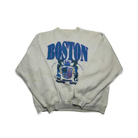 BOSTON College Crew/Gray/Used