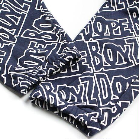 DOPE(ドープ)DOPE Boyz 12oz Fleece Pant Navy