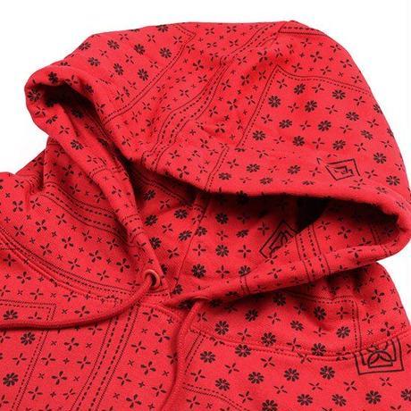 DOPE(ドープ)Blood, Sweat & Tears Hoodie Red