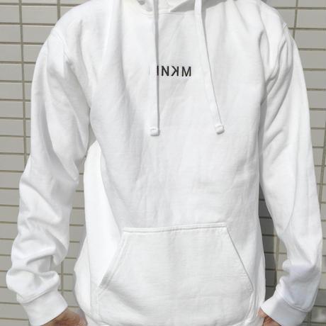 【UNISEX】バンバンバン Hoodie(ホワイト)