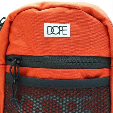 DOPE(ドープ)Classic Logo Sling Bag Orange