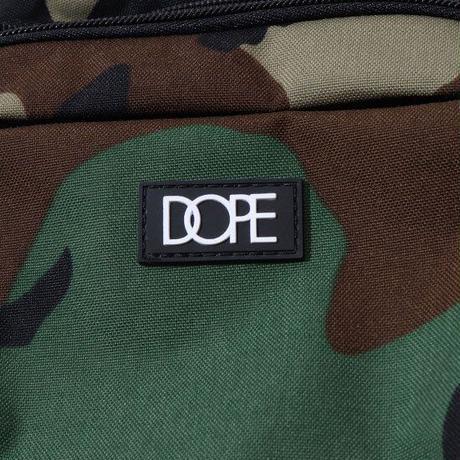 DOPE(ドープ)Box Logo Body Bag Camo