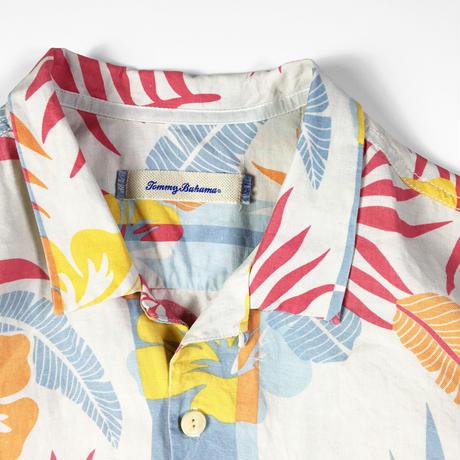 Tommy Bahama / Hawaiian Open Collar Shirt / Multi / Used