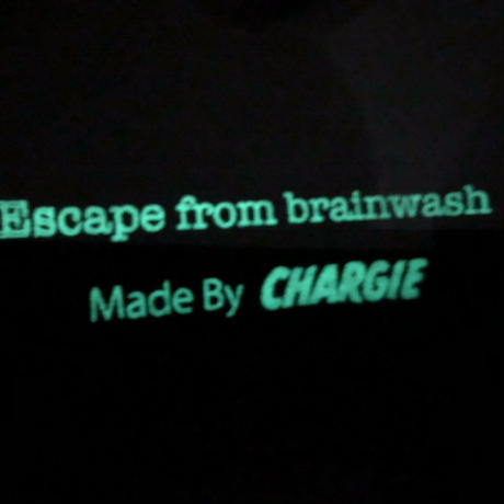 "CHARGIE チャージー ""BEWISE"" PULL PVER(Lt.Brown)プルオーバー パーカー 当店 オリジナル ドメスティック ブランド"