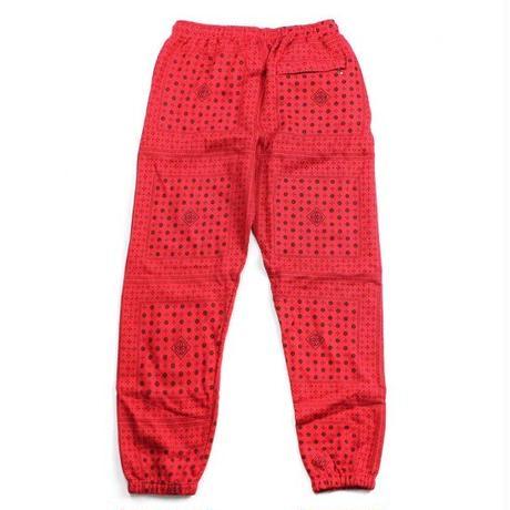 DOPE(ドープ)Blood, Sweat & Tears Fleece Pant Red