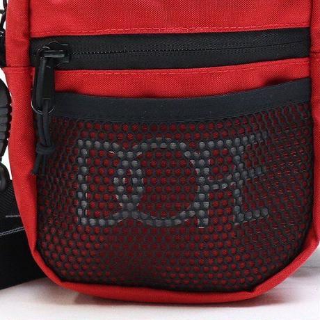 DOPE(ドープ)Classic Logo Sling Bag Red