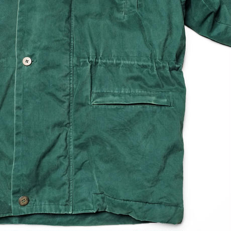 90's Eddie Bauer/Mods Down Coat/Green/Used