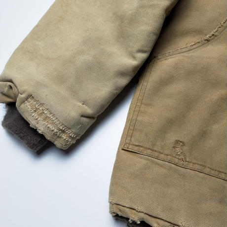 Carhartt/Traditional Coat 46/Camel/Used