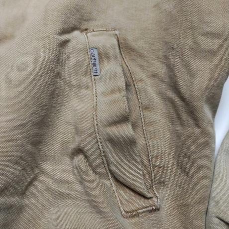 Carhartt/Duck MA-1 Jacket/Beige/Used