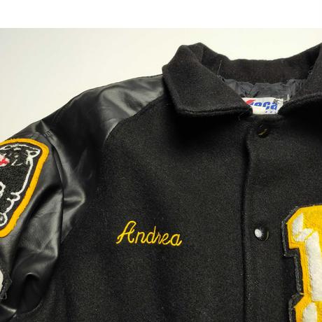 90's USA/Studiam Jacket/Black/Used