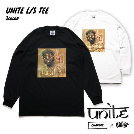 """CHARGIE×ILLDIRT """"UNITE"""" L/S TEE(2カラー)PROTOJE"""