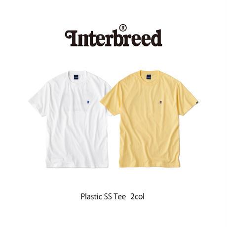 INTERBREED(インターブリード)Plastic  SS Tee(2カラー)IB20SS-28