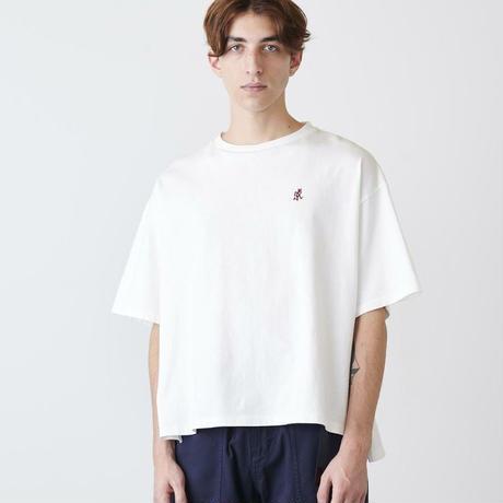 GRAMICCI(グラミチ)ONE POINT SLIT TEE(2カラー)サンセットスリットTシャツ