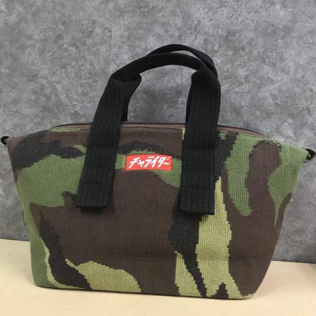 ボックスロゴトートバッグ