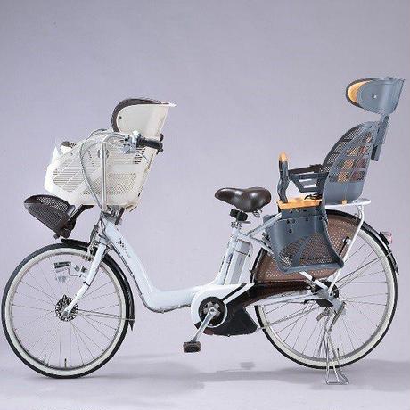 サイクルカバー 自転車カバー ファスナー付 電動アシスト自転車対応 幼児座席対応 高級生地使用  撥水 川住製作所 378SL
