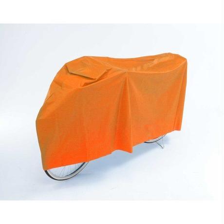 サイクルカバー PEVA 自転車カバー 簡単 ネイビー オレンジ シルバー  防水  川住製作所 180NV・OR・SL