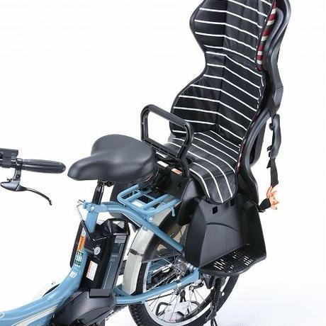 自転車 リアチャイルドシートクッション リバーシブル RBC-015DX  撥水防水   川住製作所 KW-102RC