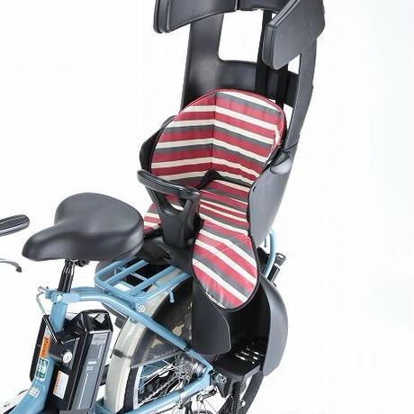 自転車 リアチャイルドシートクッション リバーシブル グランディア  撥水防水   川住製作所 KW-103RC