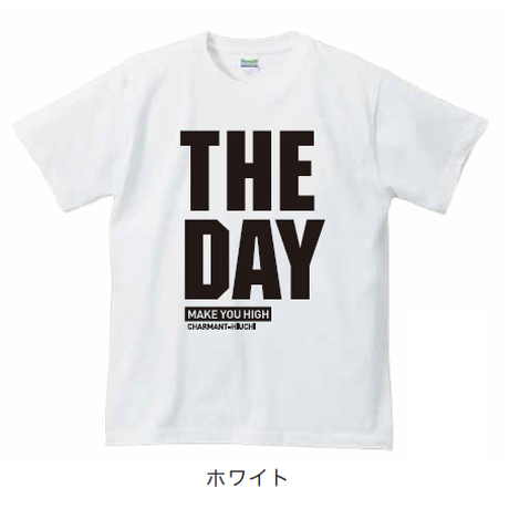 THE DAY T SHIRT  1st