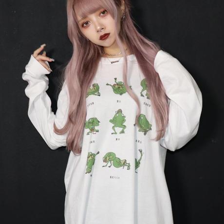 【White】超濡ロンT