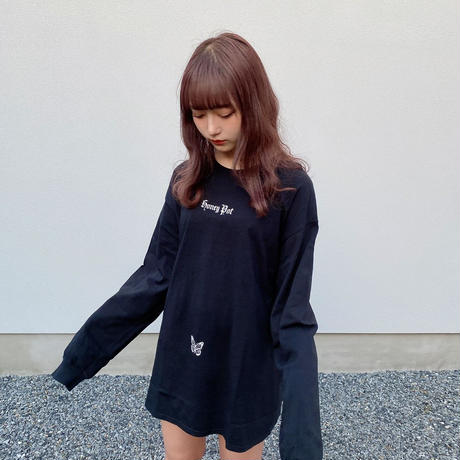 HONEY POT T【BLACK】