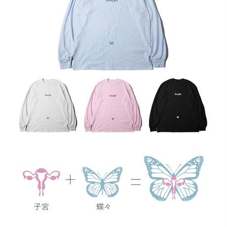 HONEY POT  T【ice blue】