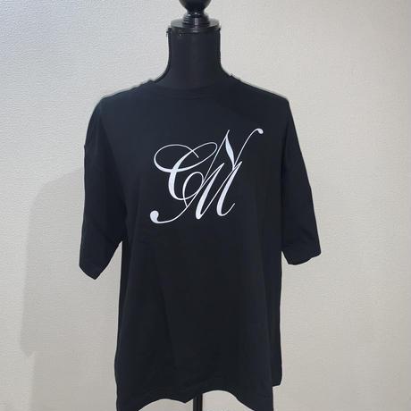 BIG LOGO T-shirt【 BLACK】