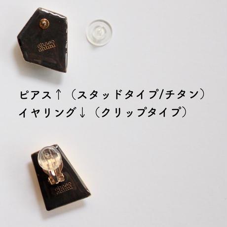 ホウセキモンブラン【ピアスorイヤリング】