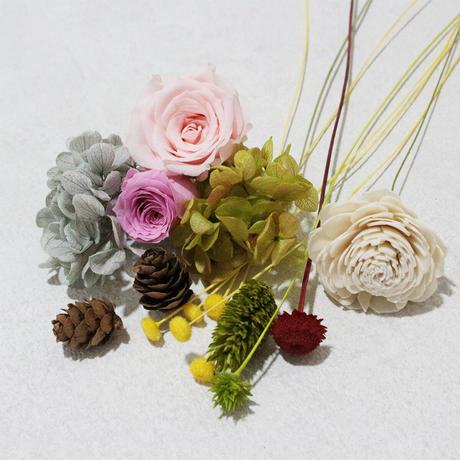 茶和花 自宅造形キット