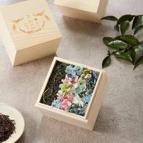 三室戸_お茶(煎茶)とのギフトセット