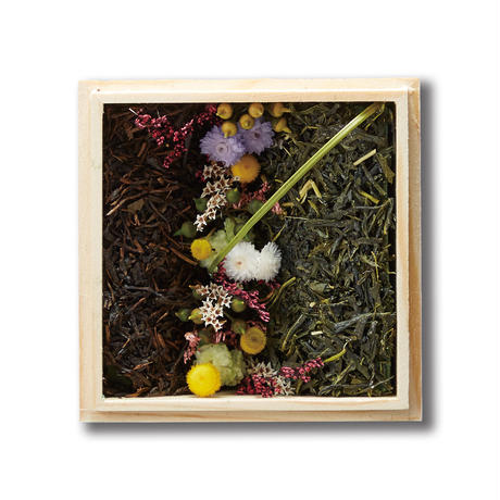 宇治橋_お茶(焙じ茶)とのギフトセット