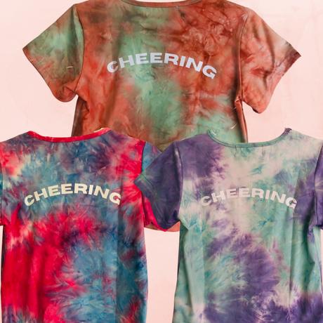 CheeRing Tshirt 2021 タイダイコレクション☆