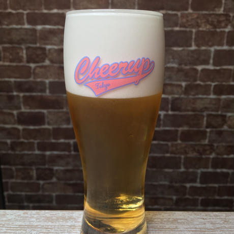 チアーズオリジナル ビアグラス
