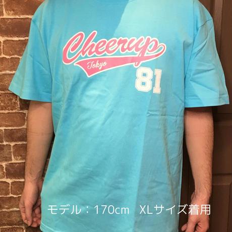 チアーズオリジナルTシャツ(水色)