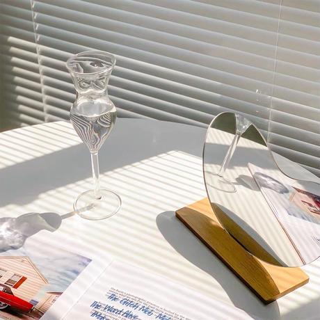 ロマンチックボディーグラス