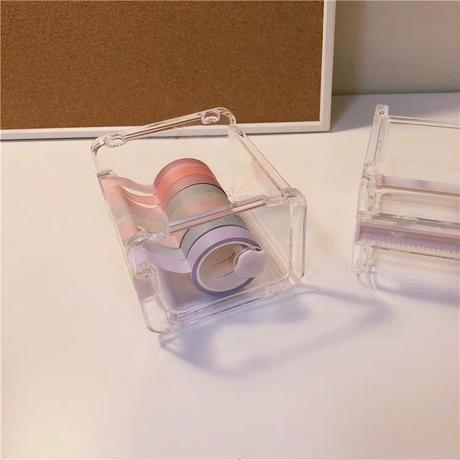 マスキングテープ ケース&カッター